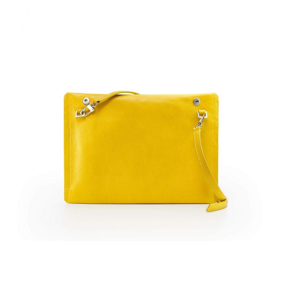 pochette-bandoulière-cuir-lisse-jaune-maïs-indécise-karenvogt-2