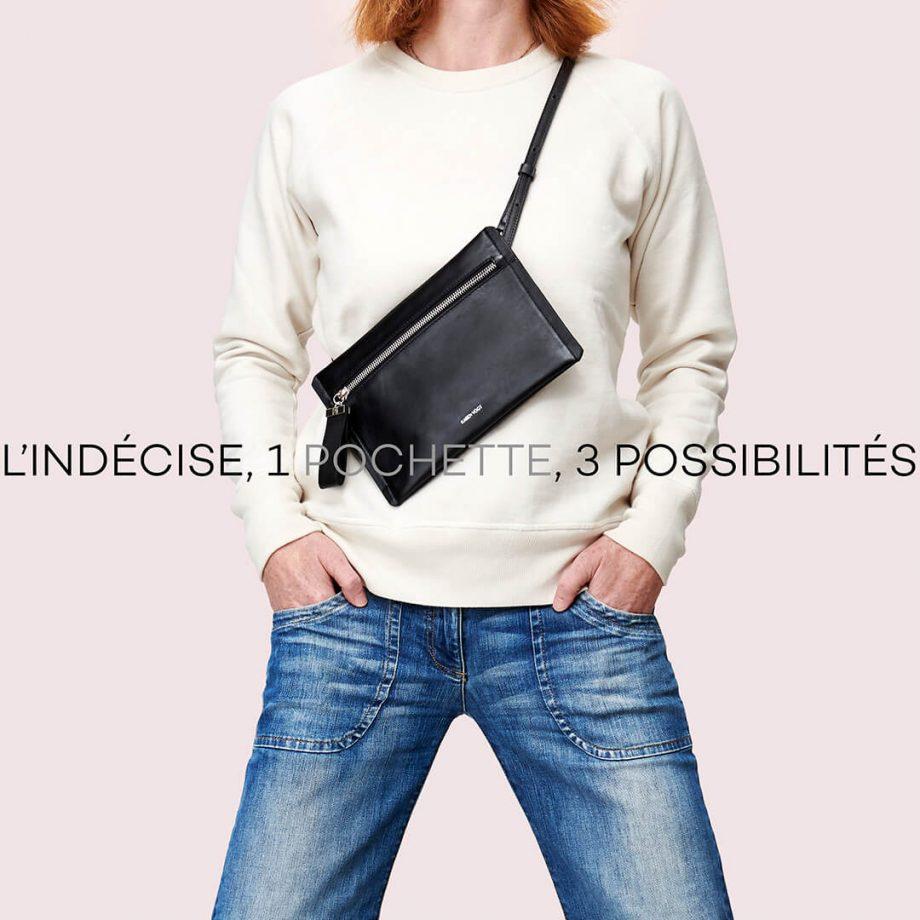 pochette-bandoulière-cuir-lisse-noir-indécise-karenvogt-5