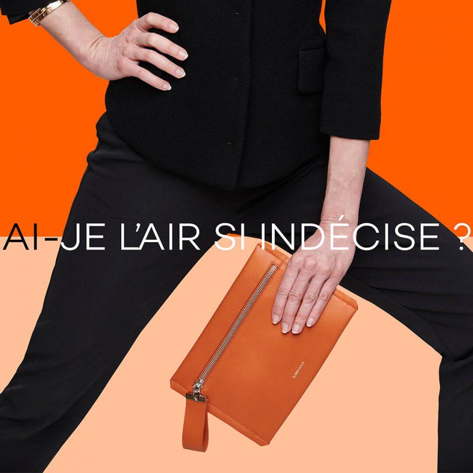 pochette-bandoulière-cuir-lisse-orange-rust-indécise-karenvogt-2