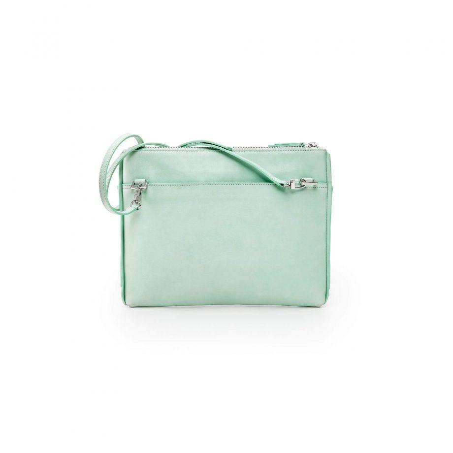 sac-pochette-bandoulière-cuir-lisse-céladon-espiègle-karenvogt-2