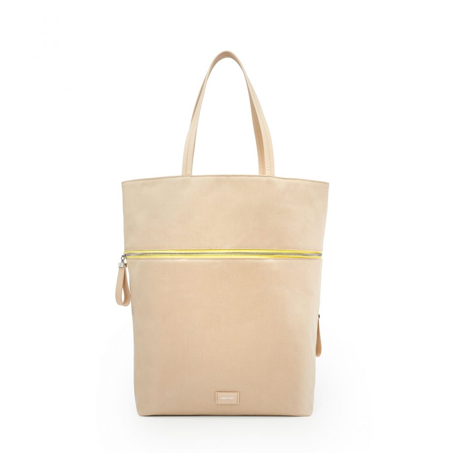 sac-voyage-toile-beige-zip-jaune-téméraire-karenvogt-1