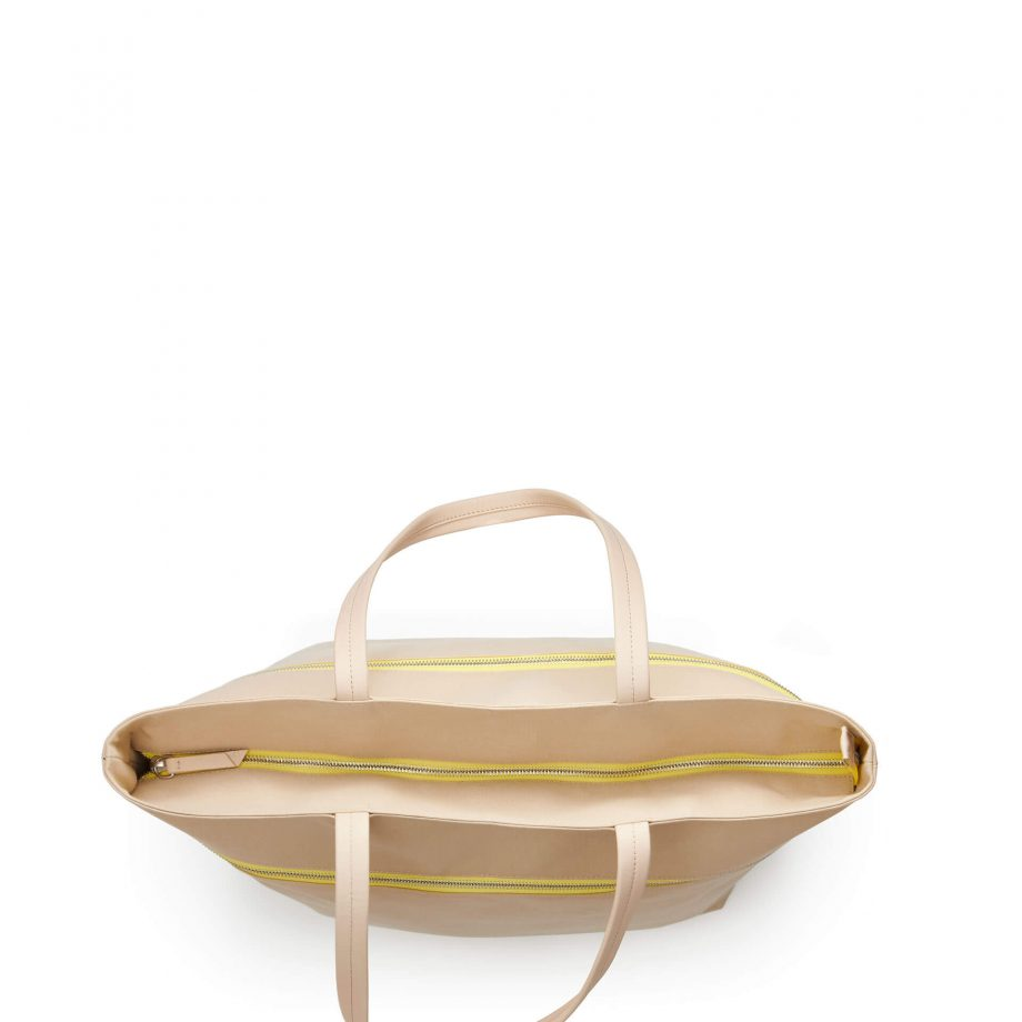 sac-voyage-toile-beige-zip-jaune-téméraire-karenvogt-3