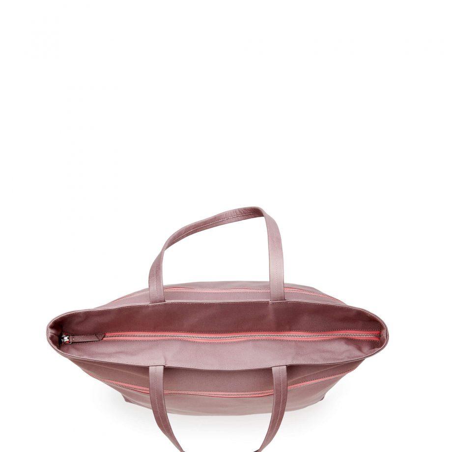 sac-voyage-toile–gris-rosé-zip-rose–téméraire-karenvogt-3