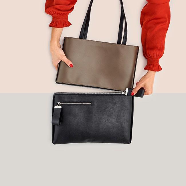 totebag-cuir-lisse-bicolore-marron-noir-impeccable-karenvogt-5
